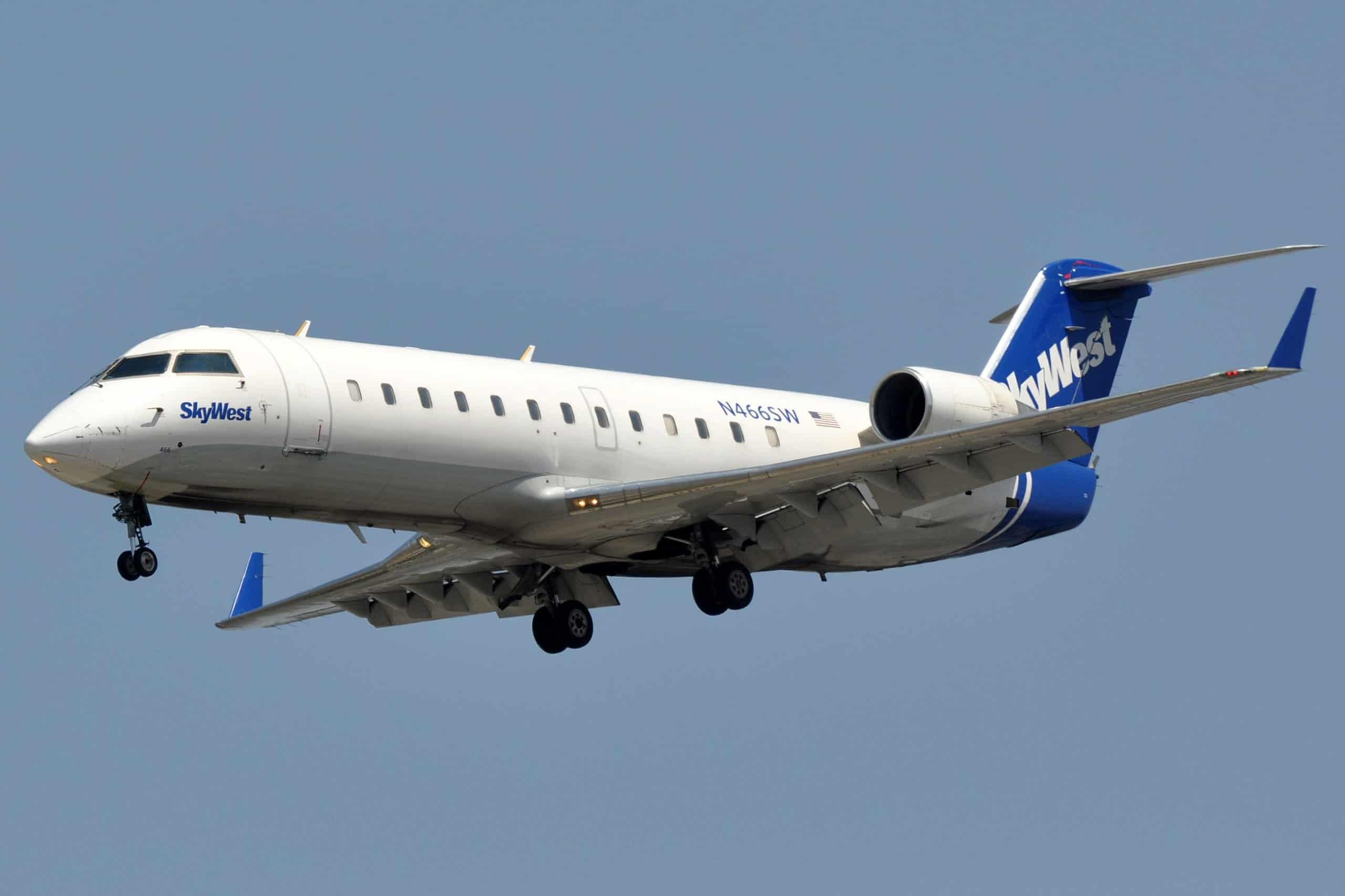 Bombardier CRJ-100SE